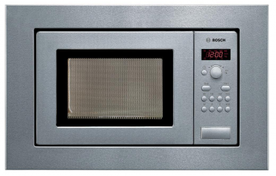 Bosch HMT75M651B Integrated Microwave