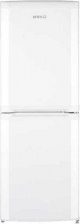 Beko CS5533APW Fridge/Freezer Freestanding
