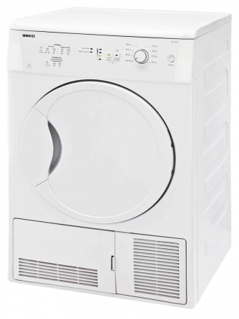 Beko DC7110W Dryer Freestanding