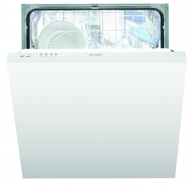 Indesit DIF04B1 Integrated Dishwasher Full Size (60cm)