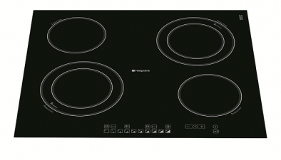 HOTPOINT CIO642DDB Integrated Hob