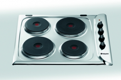 HOTPOINT E604X Integrated Hob
