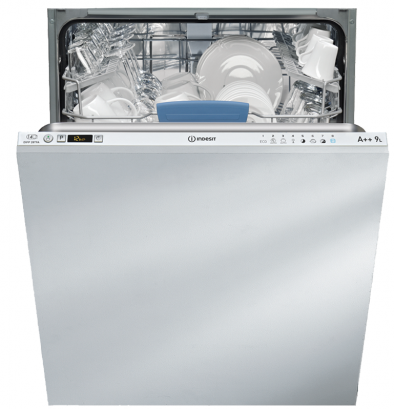 Indesit DIFP28T9AUK Integrated Dishwasher Full Size (60cm)