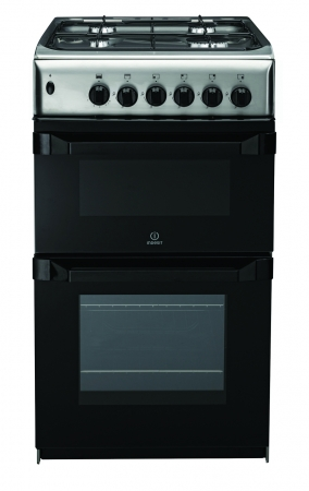 Indesit IT50G1X Gas Cooker Freestanding