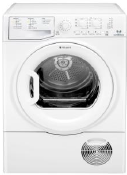 HOTPOINT TCEL87B6P Dryer Freestanding