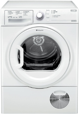 HOTPOINT TCFS93BGPUK Dryer Freestanding