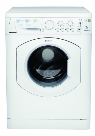 HOTPOINT WML721P Washing Machine Freestanding