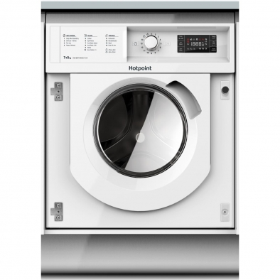 Whirlpool BIWDHG7148 Washer Dryer Integrated