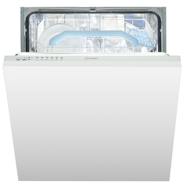Indesit DIF16B1 Integrated Dishwasher Full Size (60cm)