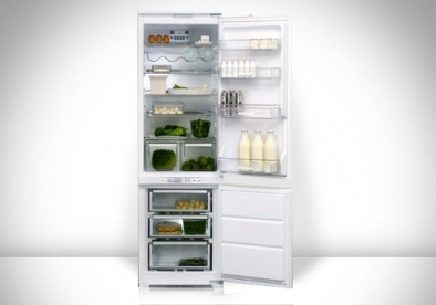 KitchenAid KRCB6010 Integrated Fridge/Freezer