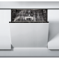 Whirlpool ADG8410FD Integrated Dishwasher Full Size (60cm)