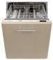 Beko DWI645 Integrated Dishwasher Full Size (60cm)