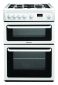 HOTPOINT HAG60P Gas Cooker Freestanding