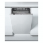 HOTPOINT HSIO3T223WCE  Integrated Dishwasher Slimline (45cm)