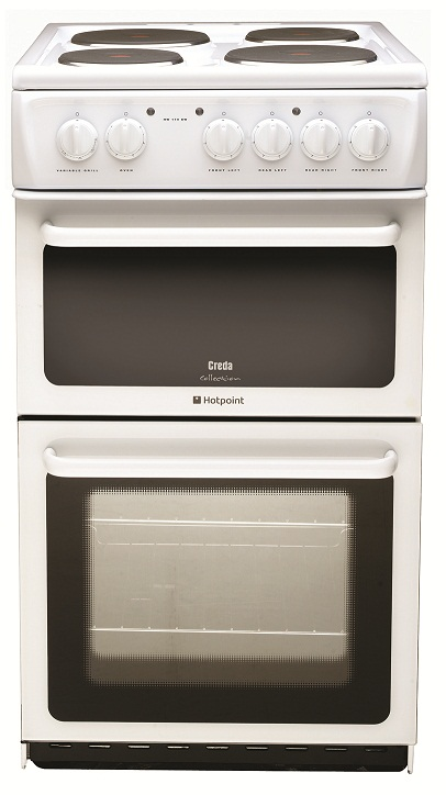 Electric Cookers Freestanding ~ Buy cookers in london hotpoint hw ew electric cooker