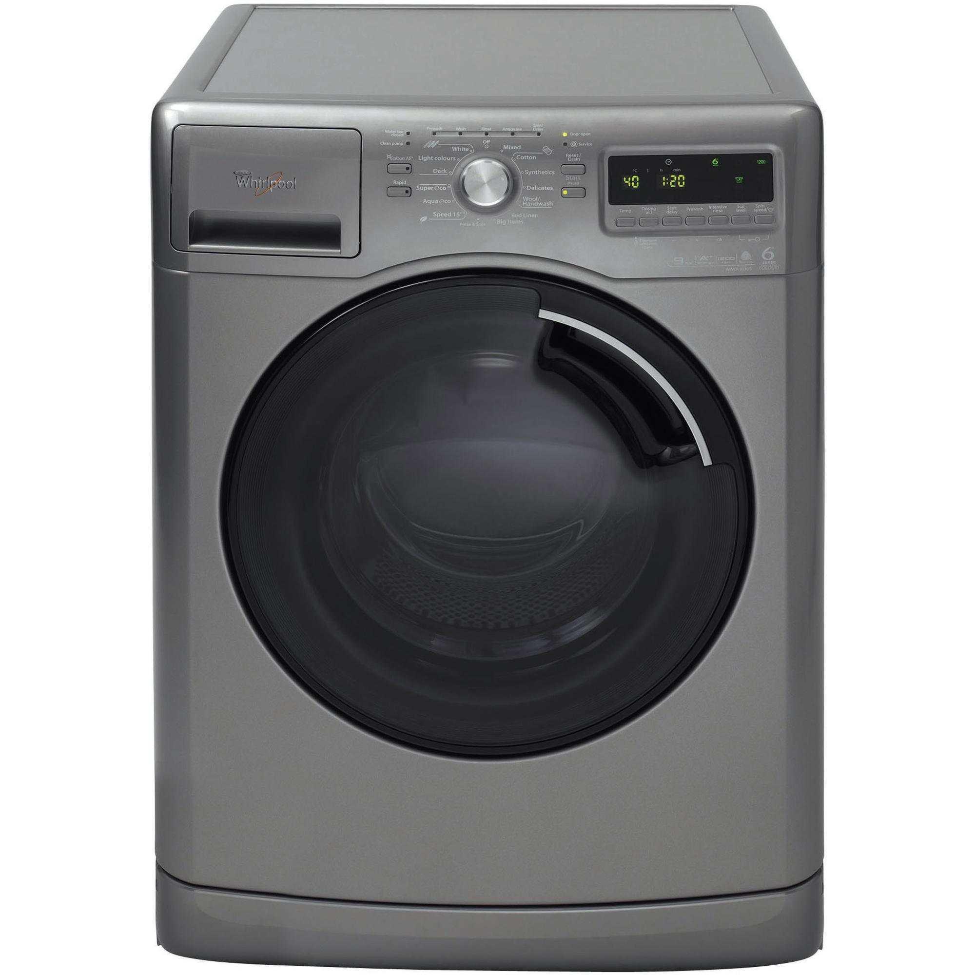 Buy Washing Machines in London - Whirlpool WWCR9230/1S ...