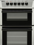 Beko DC5422AS Electric Cooker Freestanding