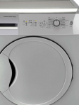 Beko DCU7230S Dryer Freestanding