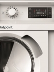 HOTPOINT BIWMHG71484 Washing Machine Integrated