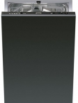 Smeg DI4-1 Integrated Dishwasher Slimline (45cm)