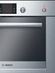 Bosch HBC84E653B  Integrated Microwave