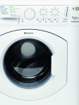 HOTPOINT HE7L492P Washing Machine Freestanding
