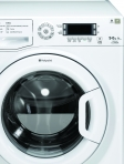 HOTPOINT WDUD9640P Washer Dryer Freestanding