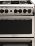 HOTPOINT HAE51X Electric Cooker Freestanding