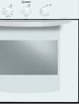 Indesit FIM21KBWH Integrated Oven