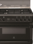 Indesit ID60G2A Gas Cooker Freestanding