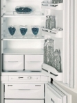 Indesit INCB31AA Integrated Fridge/Freezer