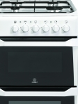 Indesit IT50GW Gas Cooker Freestanding