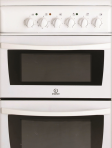 Indesit KD3C3WG Electric Cooker Freestanding