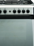 Indesit IS60D1X Duel Fuel Cooker Freestanding