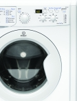 Indesit IWD71251 Washing Machine Freestanding