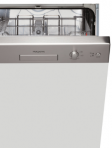 HOTPOINT LSB5B019X Semi-Integrated Dishwasher