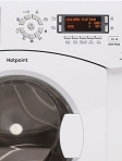 HOTPOINT BHWMD742 Washing Machine Integrated