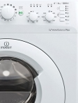 Indesit BWC61452W Washing Machine Freestanding