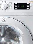 Indesit XWDE 961680X W Washer Dryer Freestanding