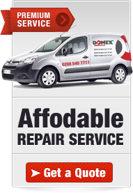 Affordable repair service