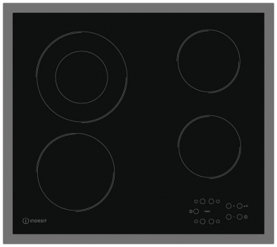 Indesit RI261X  Integrated Hob