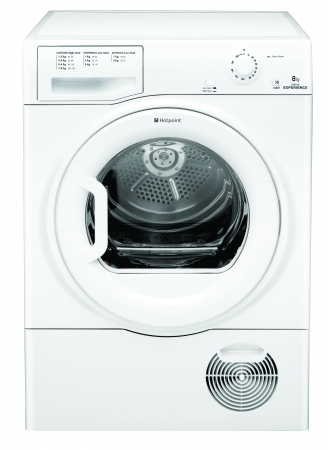 HOTPOINT TCEM80C6P Dryer Freestanding