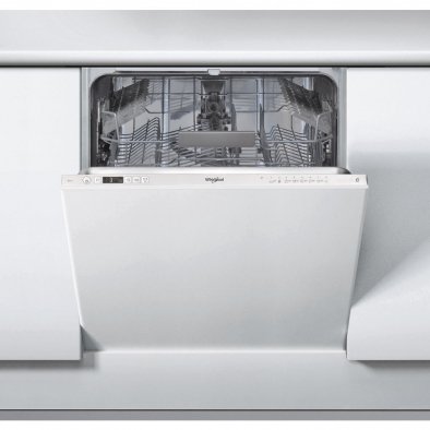 Whirlpool WIC3C26 Integrated Dishwasher Full Size (60cm)