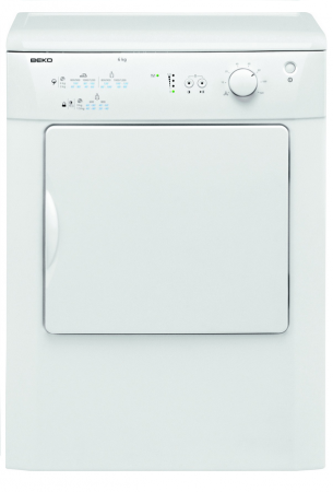 Beko DRVT61W Dryer Freestanding
