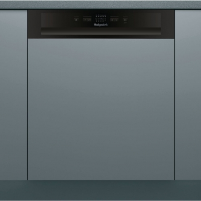 HOTPOINT HBC2B19 Semi-Integrated Dishwasher