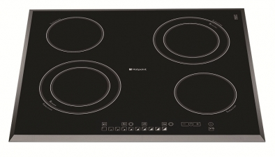 HOTPOINT CRO642DB Integrated Hob