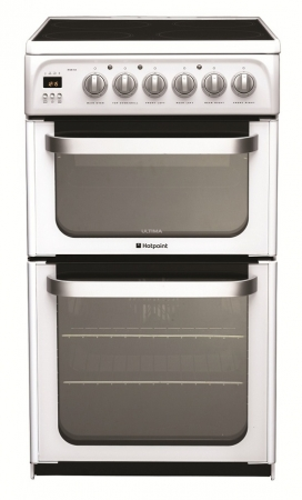 HOTPOINT HUE53P Electric Cooker Freestanding