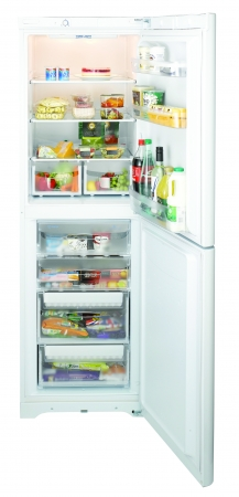 Indesit BIAA134F Fridge/Freezer Freestanding