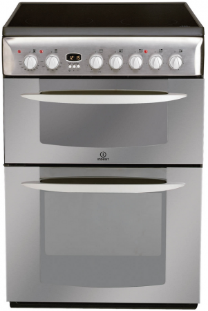Indesit KD6C35X Electric Cooker Freestanding