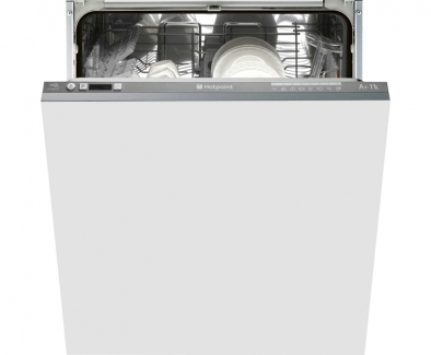 HOTPOINT LTF8B019 Integrated Dishwasher Full Size (60cm)